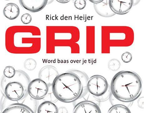 'Grip' Wordt baas over je tijd – Rick den Heijer