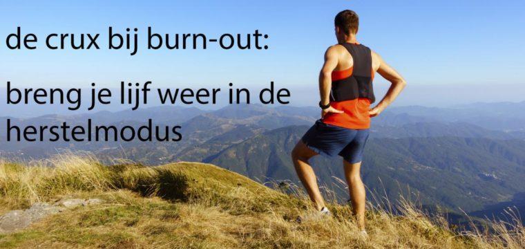 Wel of niet sporten bij een burn-out?